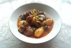 Navarin de veau aux pommes de terre