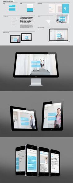 hw.d / Corporate Design & Corporate Website