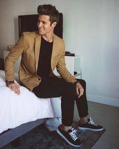 1c351dafd9 How To Wear a Tan Blazer With Black Chinos (12 looks   outfits)