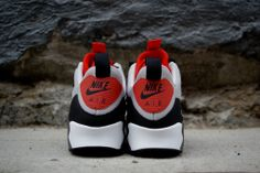 Air Max 90 SneakerBoot - Grey / Black / Red | Sneaker | Kith NYC