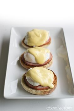 Easy Hollandaise Sauce Made Quickly in the Blender
