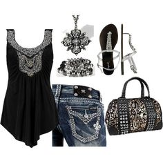 Another one of my polyvore outfits