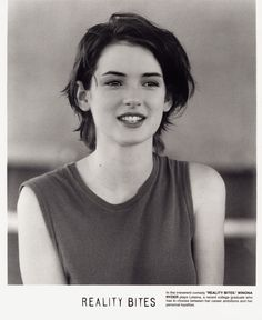 Winona Ryder for Reality Bites, 1994