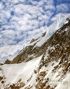 ˚Rugged wilderness of Denali - Alaska