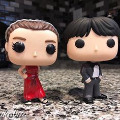 "Well This Started As ONE Thing, And Turned Into TWO...! Long Story!🤭 So It Has Ended Up As Stranger Things Millie Bobby Brown And Finn Wolfhard!😎 Will Be In Two Pack Custom Box, DM For Interests!☺� For Any Interests In Custom Pieces, Please DM @Funkoboss ! Keep It ""FUN�ko People! No Hate, No Competition!✌�#funko #funkopop #funkoboss #strangerthings #eleven #mike #netflix #milliebobbybrown #finnwolfhard #80s #classic #customfunko #popcustom #custompop #toycommunity #toyslagram #funkocustom…"