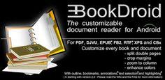 EBookDroid - PDF y DjVu Reader v2.3.3 (todas las versiones)  Viernes 16 de Octubre 2015.By : Yomar Gonzalez ( Androidfast )   EBookDroid - PDF y DjVu Reader v2.3.3 (todas las versiones) Requisitos: Varía según el dispositivo Información general: EBookDroid es un código abierto (GPL) visor de documentos para Android basado en el código base VuDroid. EBookDroid es un visor de documentos altamente personalizable para Android. EBookDroid soporta los siguientes formatos de libros electrónicos y…