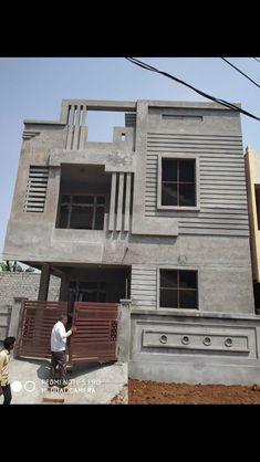 House Outer Design, House Outside Design, Simple House Design, House Front Design, Modern House Design, 3 Storey House Design, Bungalow House Design, Facade Design, Exterior Design