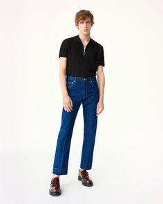 Sandro Spring 2017 Menswear Collection Photos - Vogue