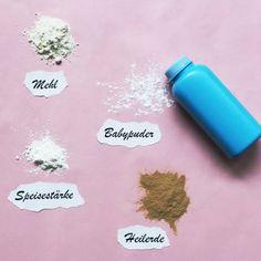 DIY-Kosmetik: Trockenshampoo selber machen? Mal probieren... | BRIGITTE.de