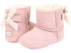 Ugg: Baby Jesse Bow Infant/Toddler (Baby Pink) Enter Code: