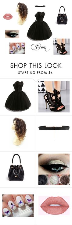 """""""Unicorn Prom Outfit"""" by lazinessfactor ❤ liked on Polyvore featuring Diane Kordas and Sophia Webster"""