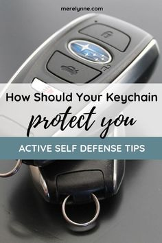 What Should Your Keychain System Look Like? (Active Self Defense Tips) - Meredith Rines Self Defense Moves, Self Defense Techniques, Best Self Defense, Self Defense Keychain, Damsel In Defense, Tips Online, Protecting Your Home, Safety Tips, Emergency Preparedness