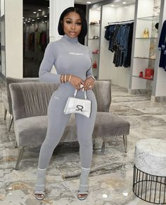 Clubbing Outfits, Boujee Outfits, Baddie Outfits Casual, Cute Swag Outfits, Fashion Outfits, Girly Outfits, Black Girl Swag, Black Girl Fashion, Fall Fashion