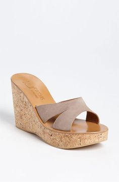 db2756de0 K Jacques St. Tropez  Kyoto  Wedge Slide available at  Nordstrom Summer  Shoes