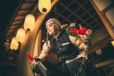 Kimetsu no Yaiba Cosplay Azui Tengen⭐ Cowboy Bebop, Blue Exorcist, Amazing Cosplay, Best Cosplay, Anime Cosplay, Cosplay Makeup, Anime Costumes, Cosplay Costumes, Human Base