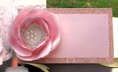 sei lifestyle: DIY Wedding Decor + Paper Flower Tutorial