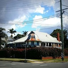 This unusual house built around 1920 by John McCallum was named Cremorne after McCallums well-known theatre in Stanley Street South Brisbane. The house was host to famous theatrical figures and other prominent people as McCallum and his wife entertained frequently and had friends come to stay with them at the budding seaside resort. John McCallum also became involved in Sandgates social and civic affairs and served as the inaugural president of the Sandgate Progress Association. In 1925…