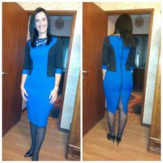 Vestido Tânia Modelo 001, Tamanho42