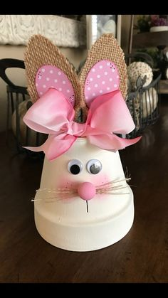 easter crafts to sell * easter crafts . easter crafts for kids . easter crafts for toddlers . easter crafts for adults . easter crafts to sell . easter crafts for kids toddlers . Flower Pot Crafts, Clay Pot Crafts, Diy And Crafts, Easy Crafts, Creative Crafts, Decor Crafts, Diy Flower, Diy Clay, Flower Ideas