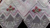 Dantel Mutfak Takımı Modelleri Stitch Crochet, Crochet Art, Crochet Doilies, Piercings, Moda Emo, Lace Shorts, Quilts, Blanket, Create