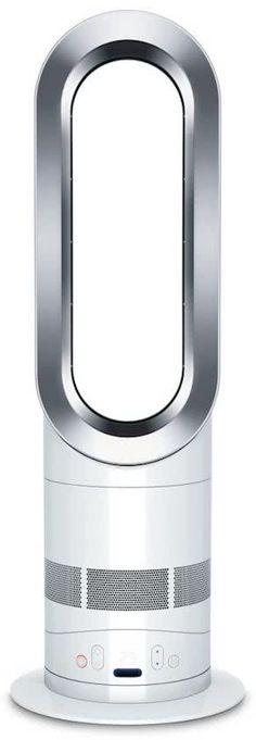 Dyson AM05 Hot & Cool - Ventilator - Wit/Zilver