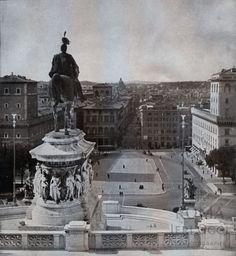 Piazza Venezia  1941/1942