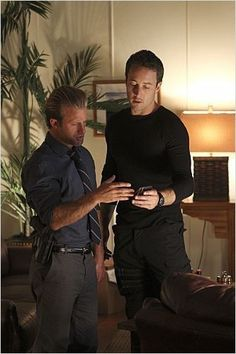 Hawaii 5-0 : photo Alex O'Loughlin, Scott Caan