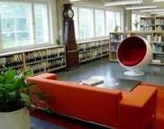a puclic library, Arabianranta, Helsinki