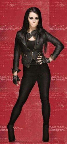 WWE Paige....She is ready for more matches in 2016 (to earn her spot to go against the current Divas Champion).