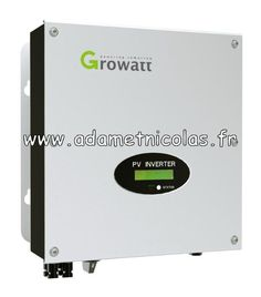 onduleur triphas e 12kw growatt 12000 ue multi tracker. Black Bedroom Furniture Sets. Home Design Ideas