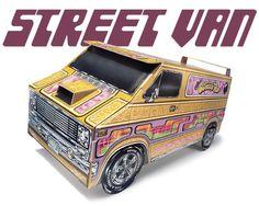 House Industries, House 1151, Street Van Font Collection, Street Van Font Package