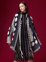 Diane von Furstenberg Printed Shirt Dress