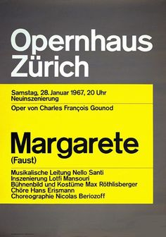 muller brockmann posters - Google Search