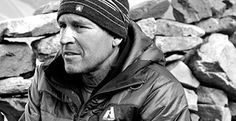 ed viesturs.  first american to summit all 8000 meter mountains (14) without supplemental oxygen.