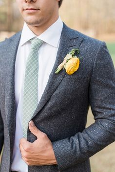 1013 Best Boys & Boutonnieres images in 2017 | Wedding