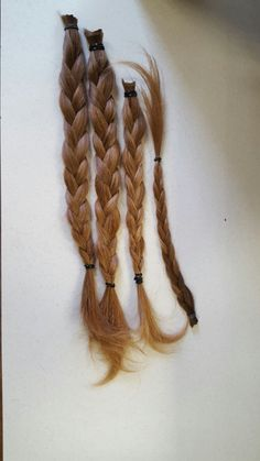Haar gedoneerd voor stichting Haarwensen! Pin dit, als jij het ook hebt gedaan of gaat doen!