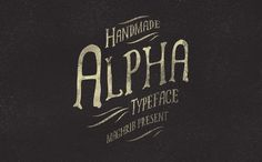 alpha rough & Extras by maghrib on @creativemarket
