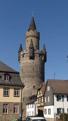 this is the town I met my husband and where he was stationed and I lived for a while... Friedberg.....