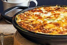 Hawaiian Pizza, Paella, Quiche, Breakfast, Ethnic Recipes, Morning Coffee, Quiches