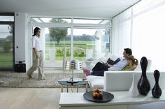 Beton zeigt sich vielseitig, ökologisch, flexibel und modern