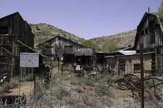 Gold King Mine Ghost Town - Arizona