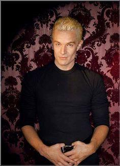 James Marsters aka Spike BTVS on Pinterest | Spikes, Spike Buffy ...