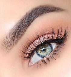 Lashes + Baby Pink