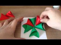 크리스마스 카드 만들기 - YouTube