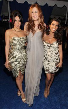 Trendsetters: Kardashian style!