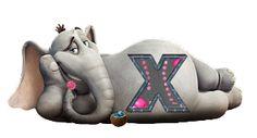 Alfabeto de Horton. | Oh my Alfabetos!