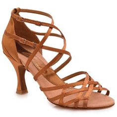 Capezio Valentina Latin Dance Shoes BR179:
