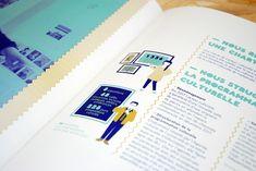 Rapport d'activité BU Page Design, Layout Design, Print Design, Graphic Design, Editorial Layout, Editorial Design, Book And Magazine, Book Layout, Art Graphique