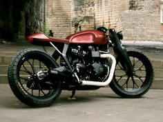 Still one of our faves from the last 12 months.. Roy Norton and Thomas Kashe's Triumph Motorcycles Speed Twin concept.