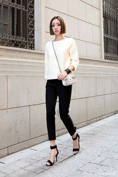 styletrove: STYLED: Simplicity is the key to...